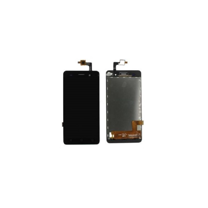 Ecran LCD et Vitre tactile pour Wiko Lenny 3 Noir
