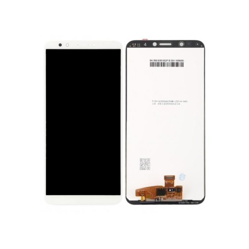 Ecran pour Huawei Honor 7c Blanc