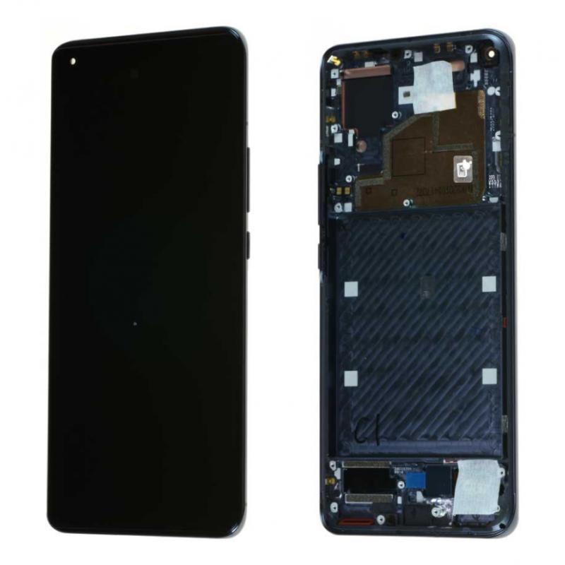 Ecran Complet Xiaomi Mi 11 Noir