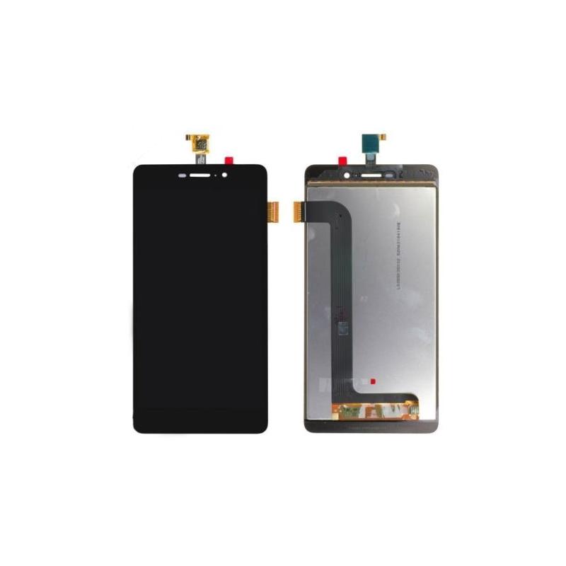 Ecran pour Wiko Pulp Fab 3G/4G Noir