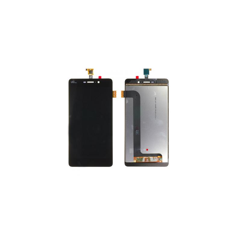 Ecran Wiko Pulp Fab 3G/4G Noir
