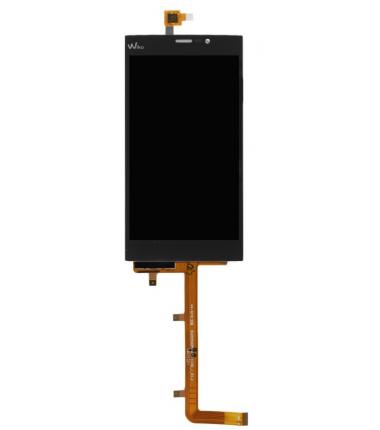 Ecran Wiko Ridge Fab 4G Noir