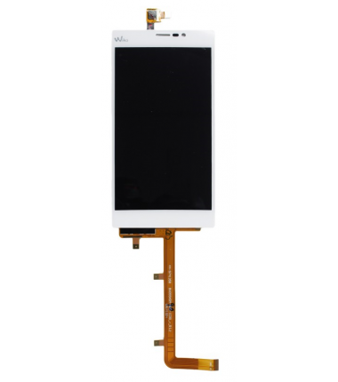 Ecran Wiko Ridge Fab 4G Blanc