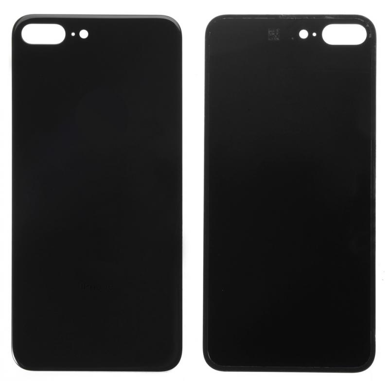 Face arrière iPhone 8 Plus Noir