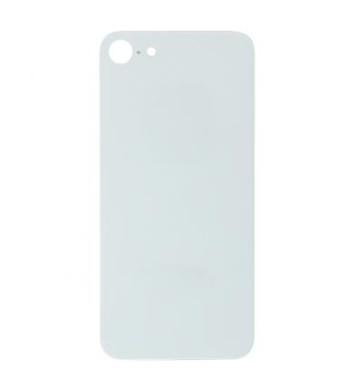 Face arrière iPhone 8 / SE 2020 Blanc