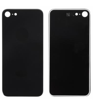 Face arrière iPhone 8 / SE 2020 Noir