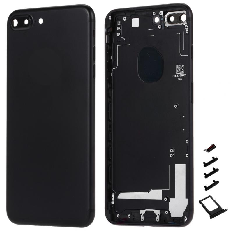Face arrière iPhone 7 Plus Noir