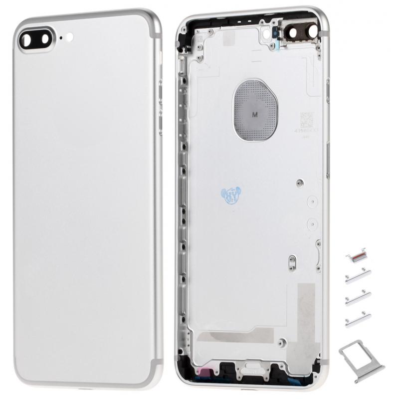 Face arrière iPhone 7 Plus Blanc
