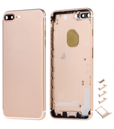 Face arrière iPhone 7 Plus Or