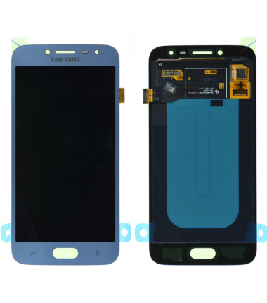 Ecran Samsung Galaxy J2 2018 (J250F) Bleu/Silver