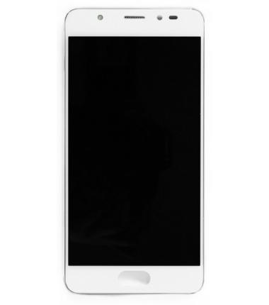 Ecran Wiko Ufeel Prime Blanc-Argent