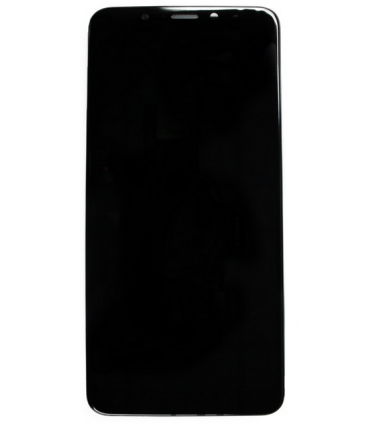 Ecran Wiko View XL Noir