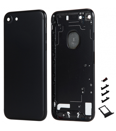Face arrière iPhone 7 Noir