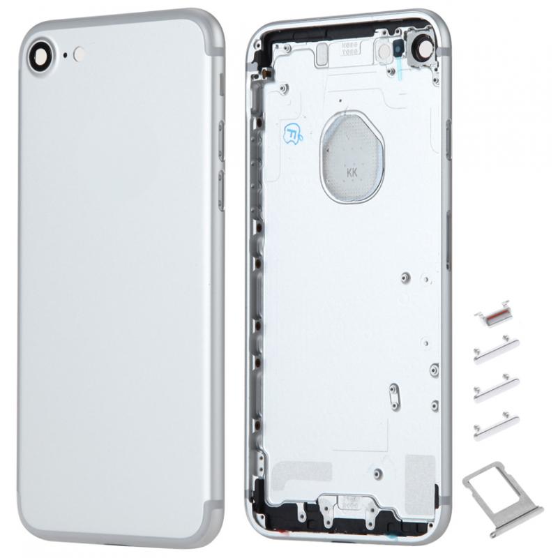Face arrière iPhone 7 Blanc