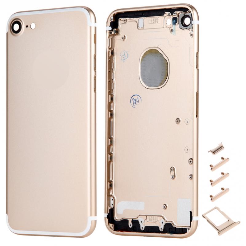 Face arrière iPhone 7 Rose