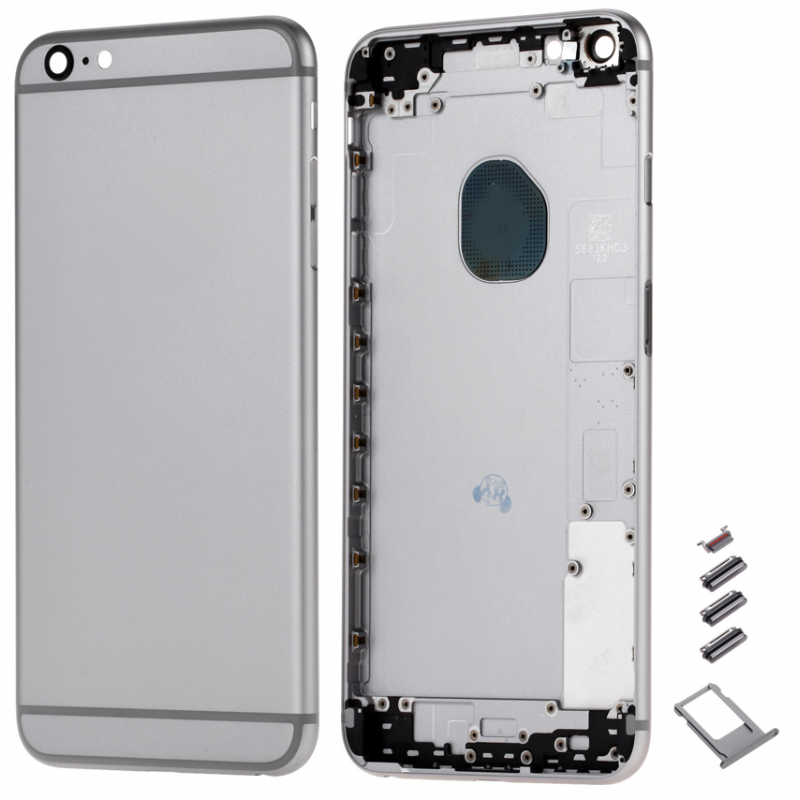 face arriere iphone 6s plus gris sideral