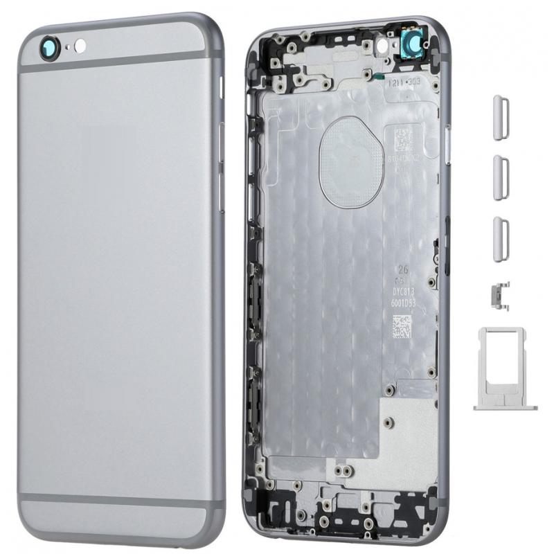 Face arrière iPhone 6 Gris Sidéral