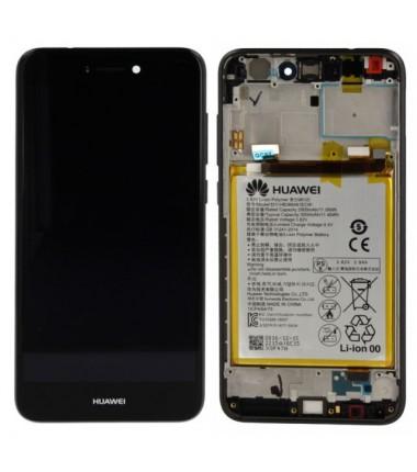 Ecran complet Huawei P8 Lite 2017 Noir