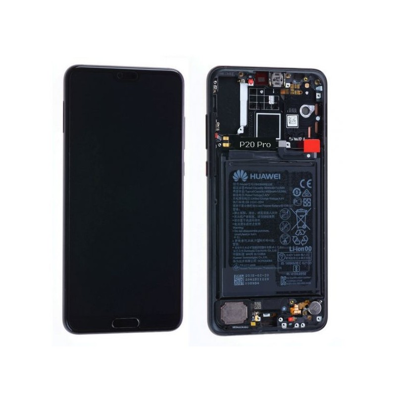 Ecran Huawei P20 Pro Noir