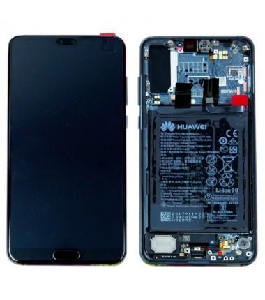 Ecran Huawei P20 Pro Bleu Nuit