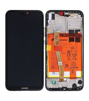 Ecran complet Huawei P20 Lite Noir
