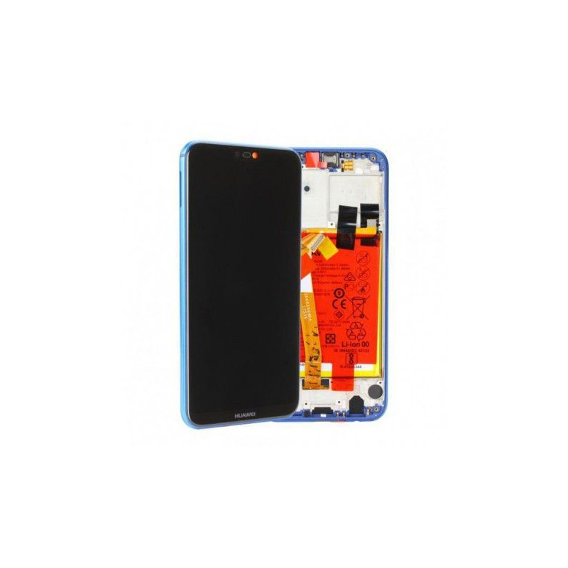 Ecran complet Huawei P20 Lite Bleu
