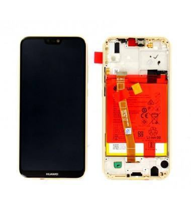 Ecran complet Huawei P20 Lite Or
