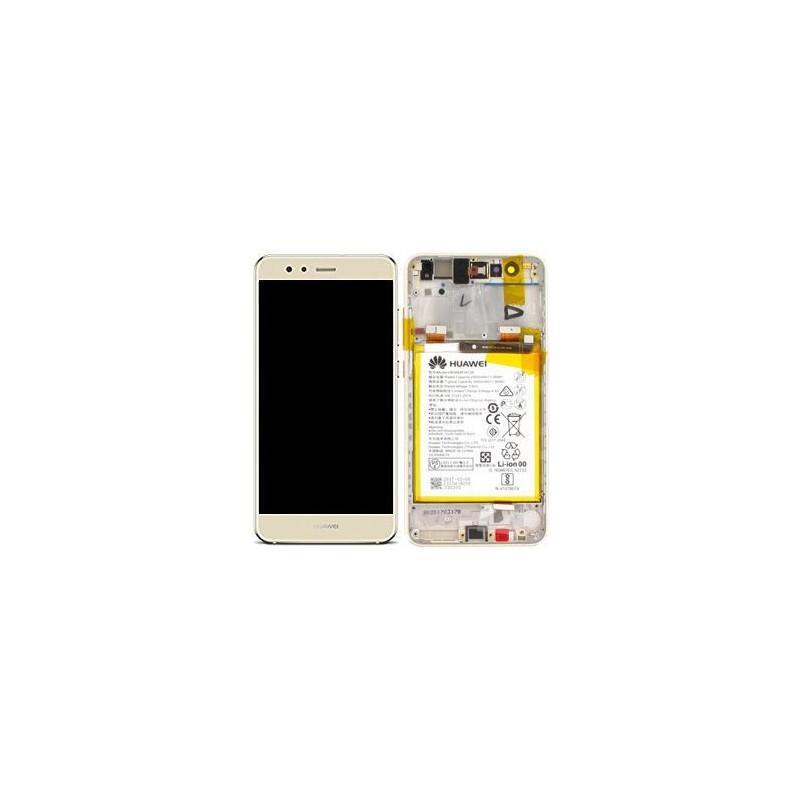 Ecran complet Huawei P10 Lite Or