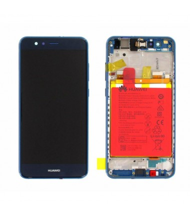 Ecran complet Huawei P10 Lite Bleu