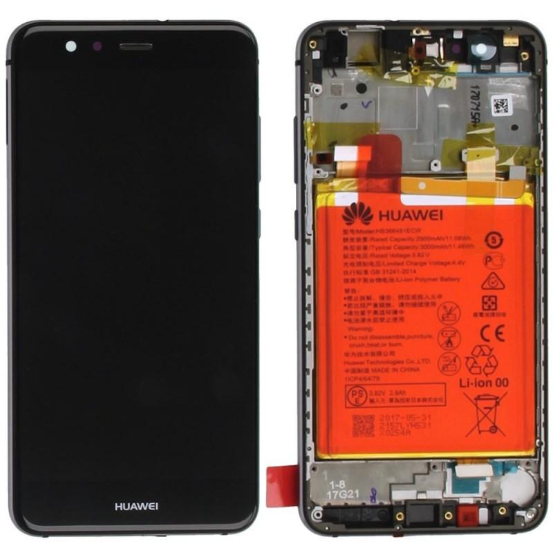 Ecran complet Huawei P10 Lite Noir