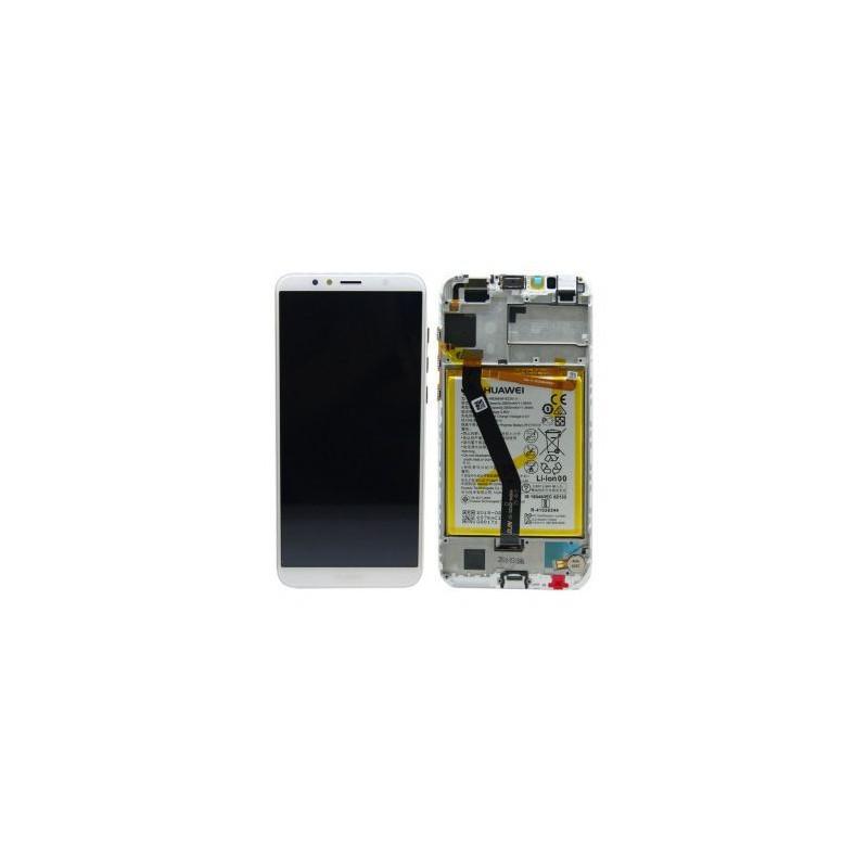 Ecran complet Huawei Y6 2018 Blanc