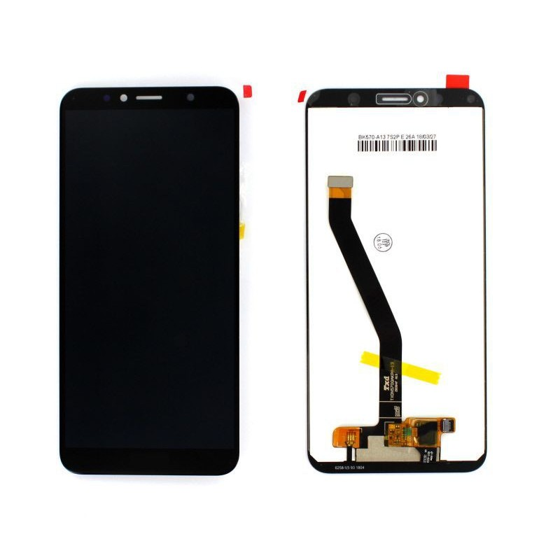 Ecran pour Huawei Y6 2018 Noir