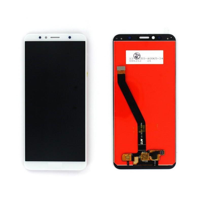 Ecran pour Huawei Y6 2018 Blanc
