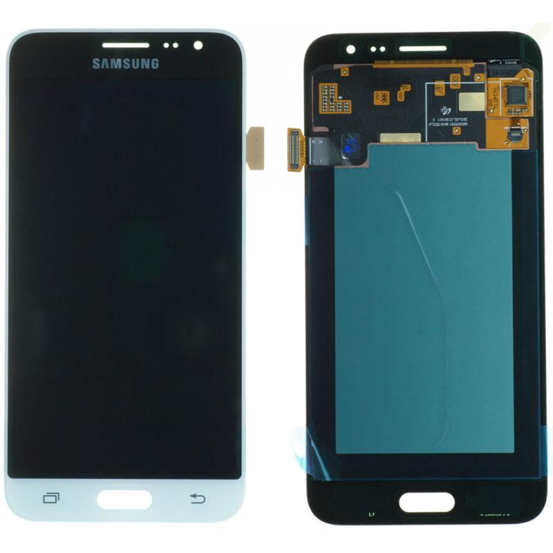 Ecran Samsung Galaxy J3 2016 (J320F) Blanc