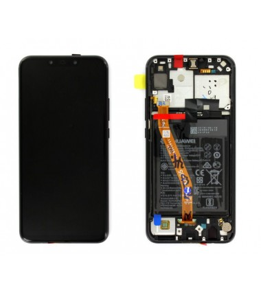 Ecran complet Huawei P Smart Plus Noir