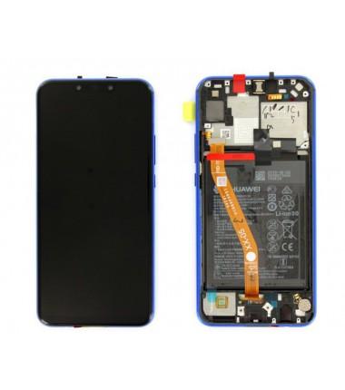 Ecran complet Huawei P Smart Plus Bleu