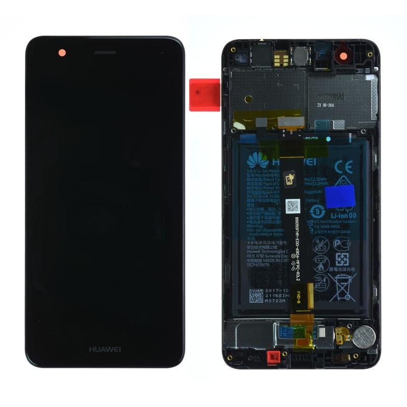 Ecran Huawei Nova Noir