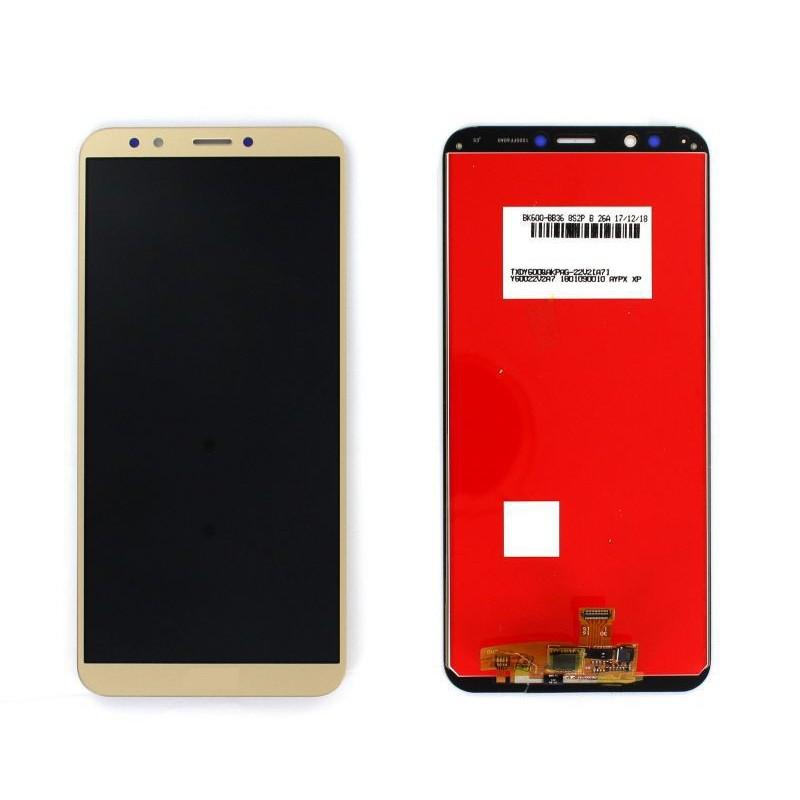 Ecran pour Huawei Y7 2018 Or