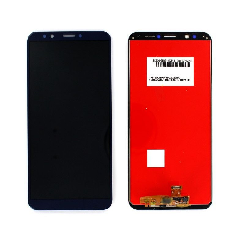 Ecran pour Huawei Y7 2018 Bleu