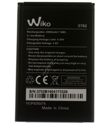 Batterie Wiko Jerry