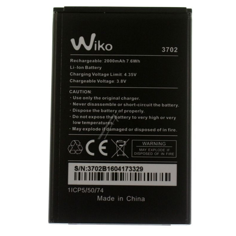 Batterie Wiko Lenny 3