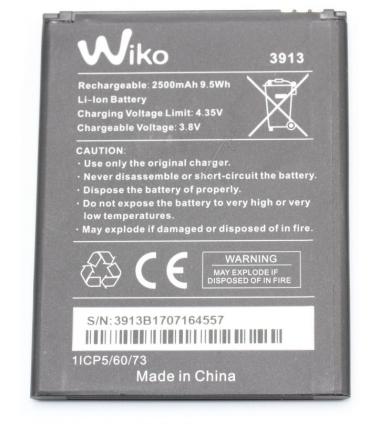 Batterie Wiko Lenny 4 & 4plus