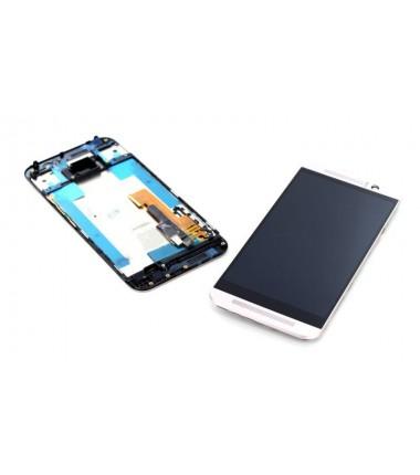Ecran HTC One M9 Blanc