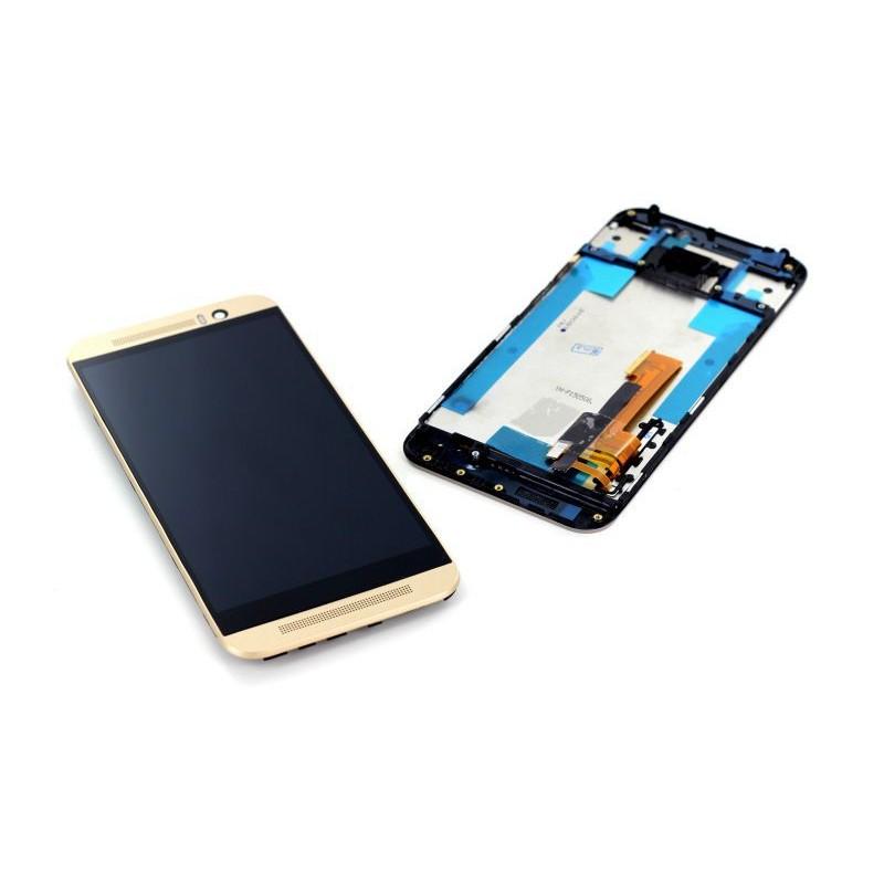 Ecran HTC One M9 Or