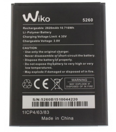 Batterie Wiko Ridge Fab 4G
