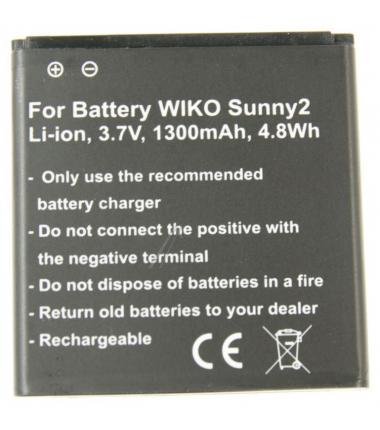 Batterie pour Wiko Sunny 2