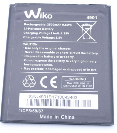Batterie Wiko Tommy 1&2