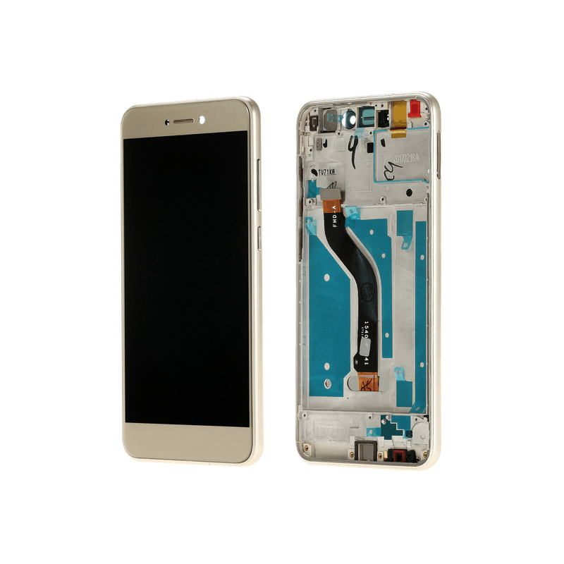 Ecran complet pour Huawei P8 Lite 2017 Or