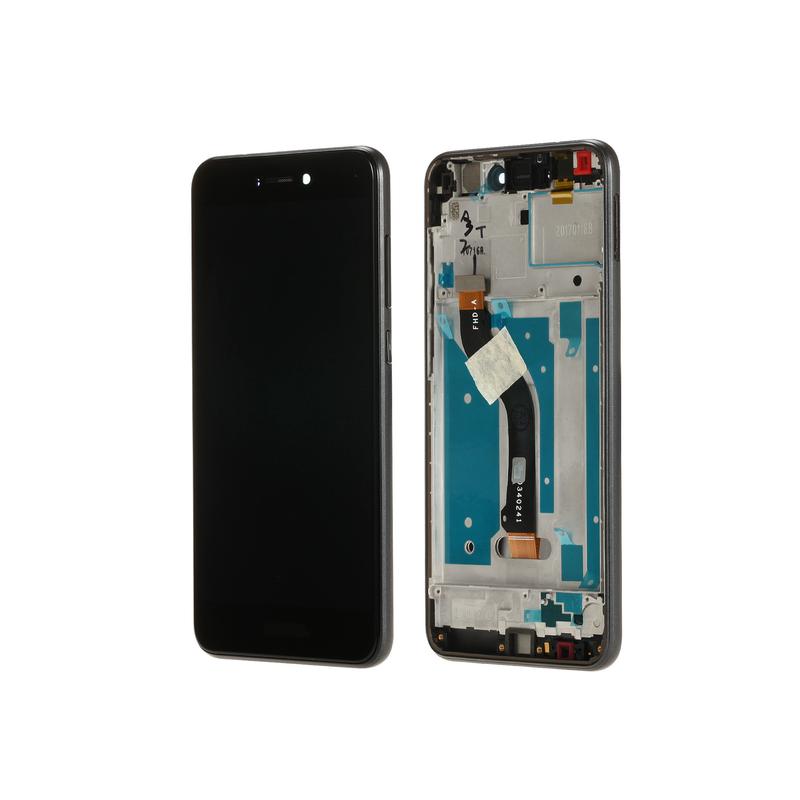 Ecran complet pour Huawei P8 Lite 2017 Noir