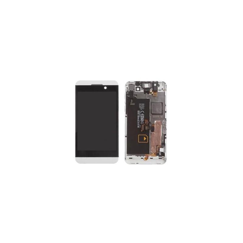Ecran Blackberry Z10 Blanc